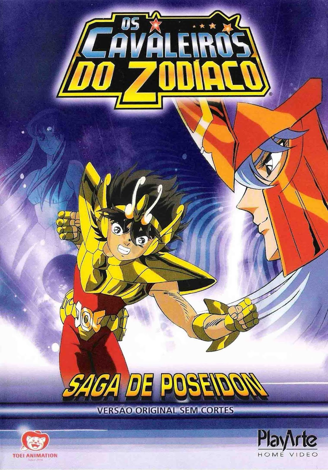 Os Cavaleiros do Zodíaco: Saga de Poseidon - Parte 2 Torrent - BluRay 1080p Dual Áudio