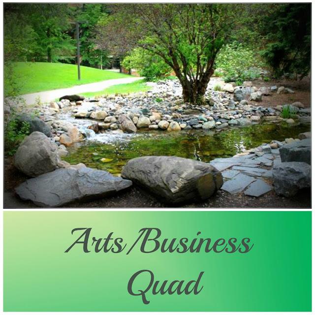 Arts/Business QUAD Grad Photos