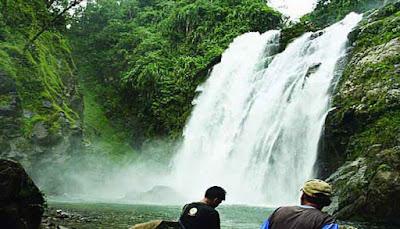 Air Terjun Taman Nasional Kerinci Seblat