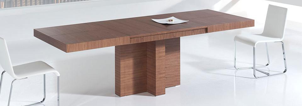 Tienda muebles modernos muebles de salon modernos salones - Mesa salon diseno ...