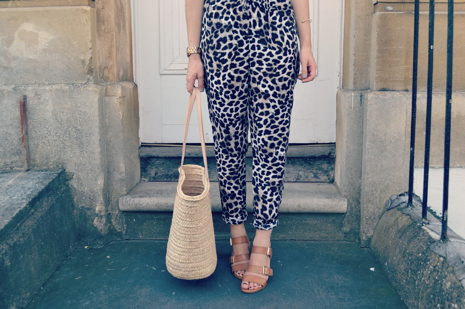 carvela sandals asda leopard print jumpsuit