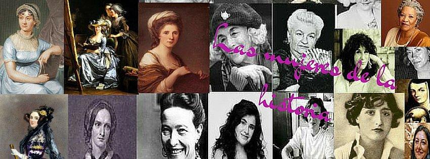 Las mujeres de la Historia