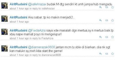 Rita Rudaini Dan Zaquan Adha Bergaduh Di Twitter