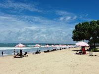 Tempat Wisata Pantai Kuta Bali Paling Menarik