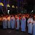 Hiệp thông với các thanh niên Công giáo bị bắt, Thái Hà dâng Thánh lễ và thắp nến cầu nguyện