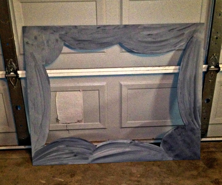 photo booth diy, foam core photo booth frame, Dollar Tree, DIY Photo Booth Prop, photo booth prop