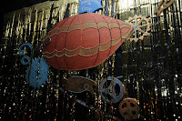 Somewhere In Time - Steampunk Balloon