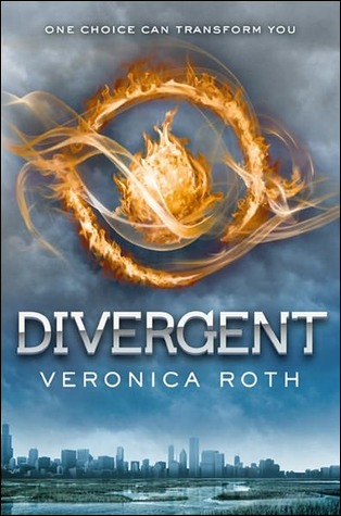 Cover of Veronica Roth's Divergent