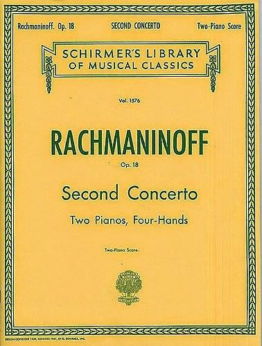 Rachmaninoff, Piano Concerto N.2