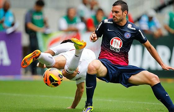 Lucas Fonseca entra em acordo com o Bahia e deixa o clube
