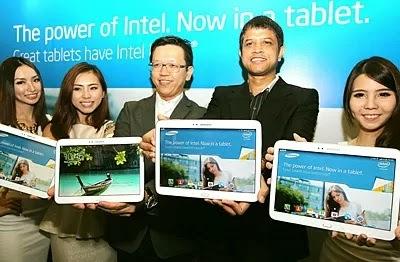 Tablet Sambung terbaru bakal dipasarkan, Galaxy Tab 3 10.1 LTE