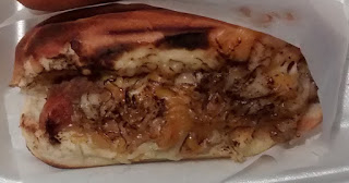 Japadog Love Meat Hot Dog