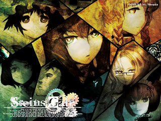 Steins;Gate, online, episodios