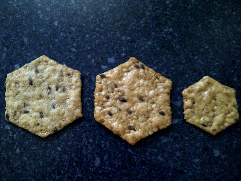 ... : Product Review: Crunchmaster Multi-Seed and Multi-Grain Crackers