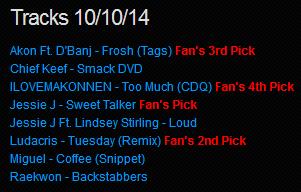 Download [Mp3]-[NEW TRACK RELEASE] เพลงสากลเพราะๆ ออกใหม่มาแรงประจำวันที่ 10 October 2014 [Solidfiles] 4shared By Pleng-mun.com