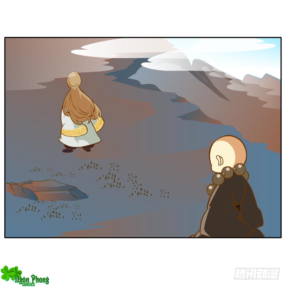 Hòa Thượng Và Tiểu Long Quân – Chap 35