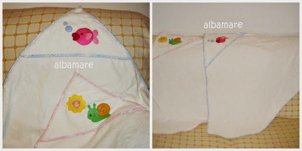 toalla para bebe (3)   Aprender manualidades es facilisimo.com
