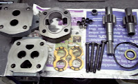 commercial hydraulic pump 3227567031 components