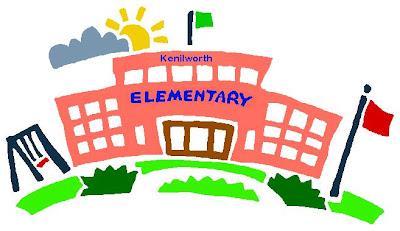 colegio grande en un dibujo