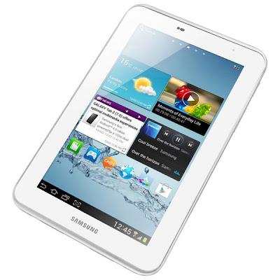 Samsung Galaxy Tab 2 7.0 Espresso WiFi P3110