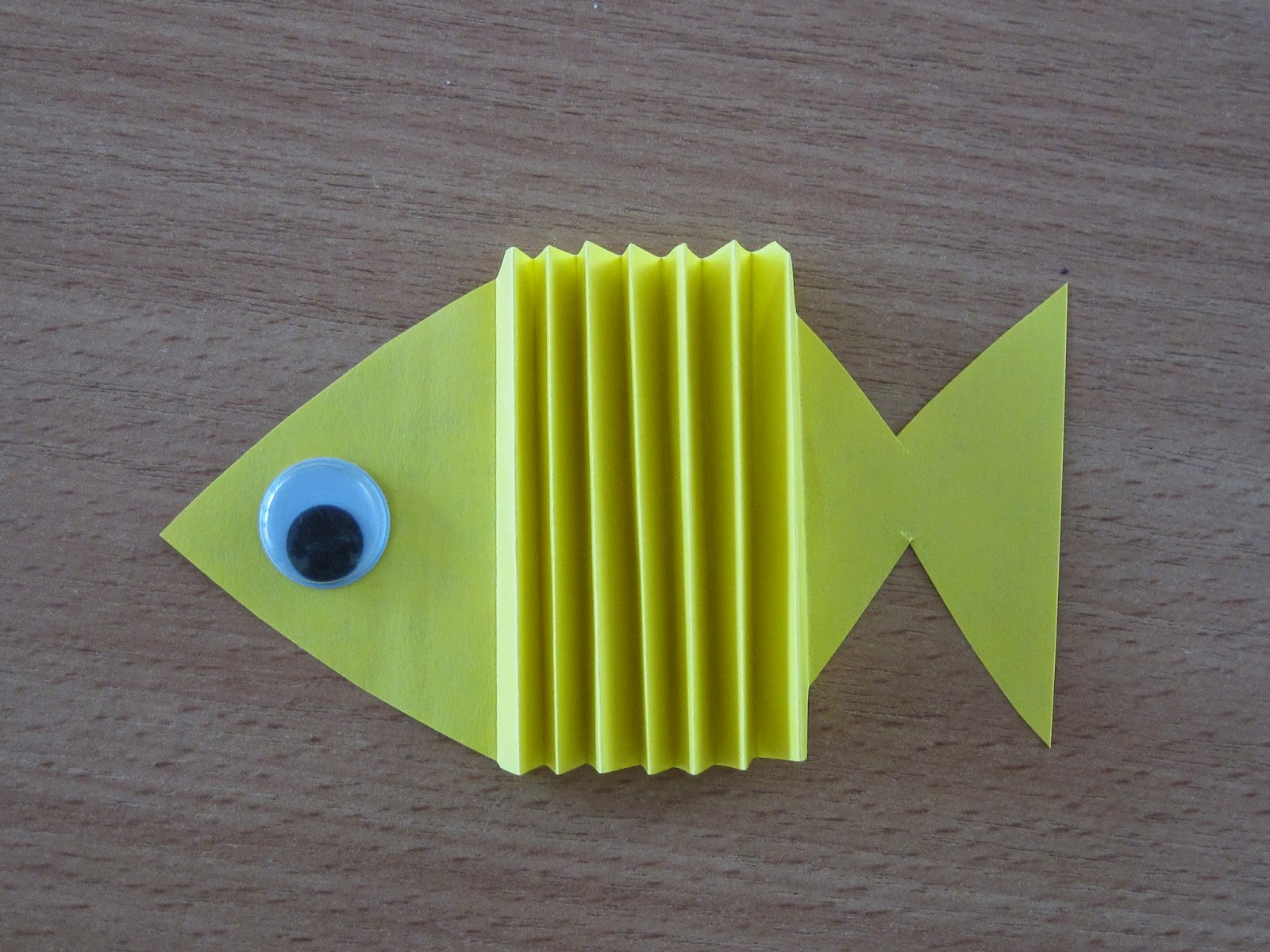 Как сделать рыбку 2 класс