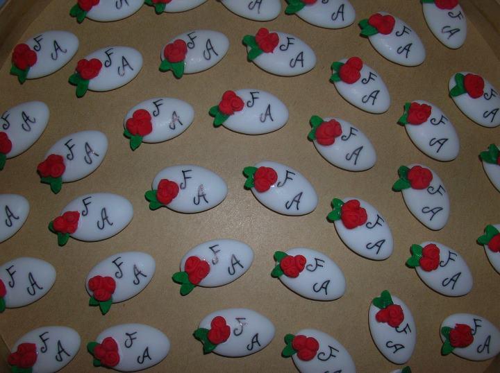Top arte del creare: bomboniere matrimonio pasta di mais MX16