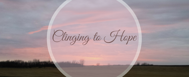 Clinging to Hope