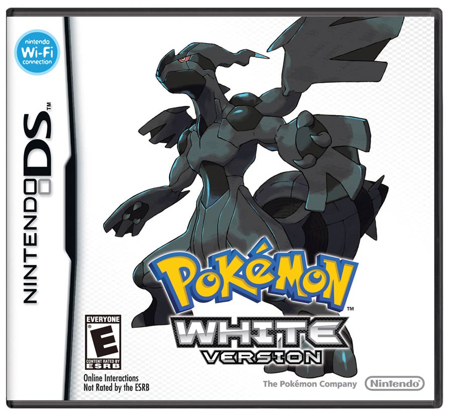pokemon black and white rom torrent