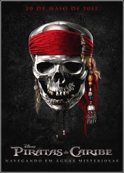 Download - Piratas do Caribe - Navegando em Águas Misteriosas DVDRip - AVI - Dual Áudio
