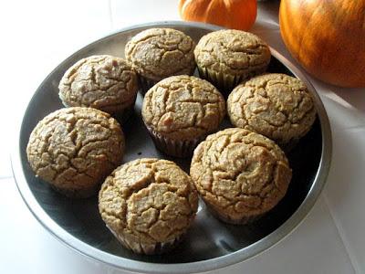Hope For Healing Savory Pumpkin Corn Muffins Vegan