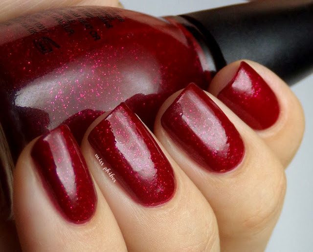 Sinful Colors Ruby Glisten