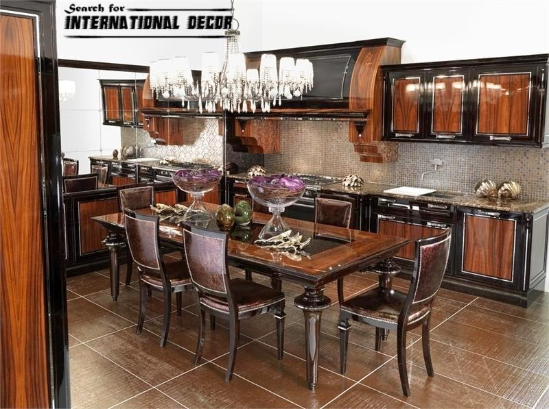 Italian kitchen, Italian cuisine, classic kitchens