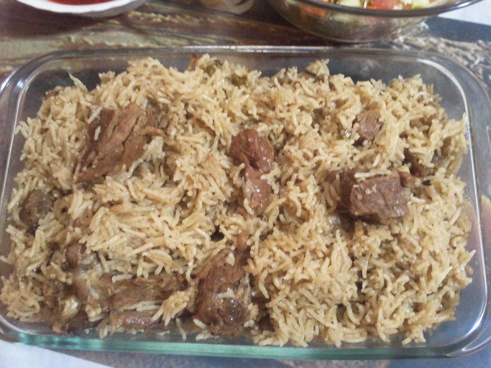 Yakhni Puloa Recipes — Dishmaps