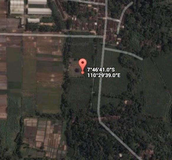 Koordinat Lokasi Candi Banyunibo_siparjo.com