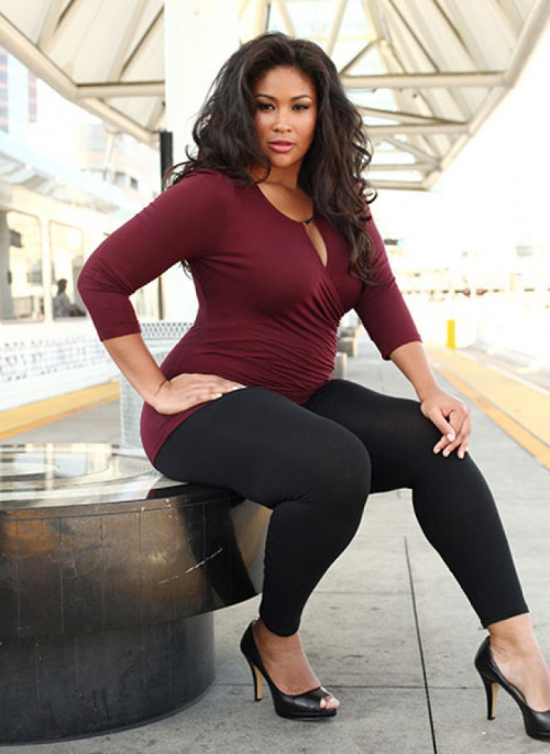 Can you Plus size model anansa sims opinion