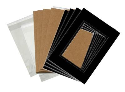 Precut White Mat For Framing