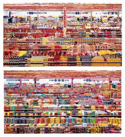 99 Cent II Diptychon Foto termahal dunia