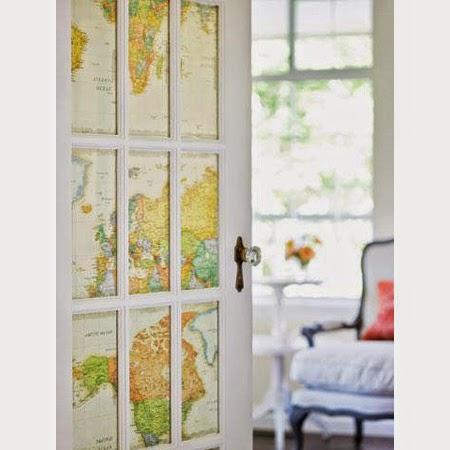 Decoraconmar a detalles para el hogar decorar con mapas for Detalles para el hogar