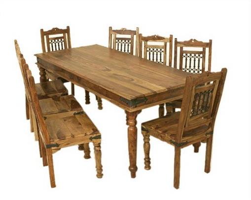 MUEBLES DE MI TIERRA Managua Carpintería  - fotos de muebles de madera para comedor