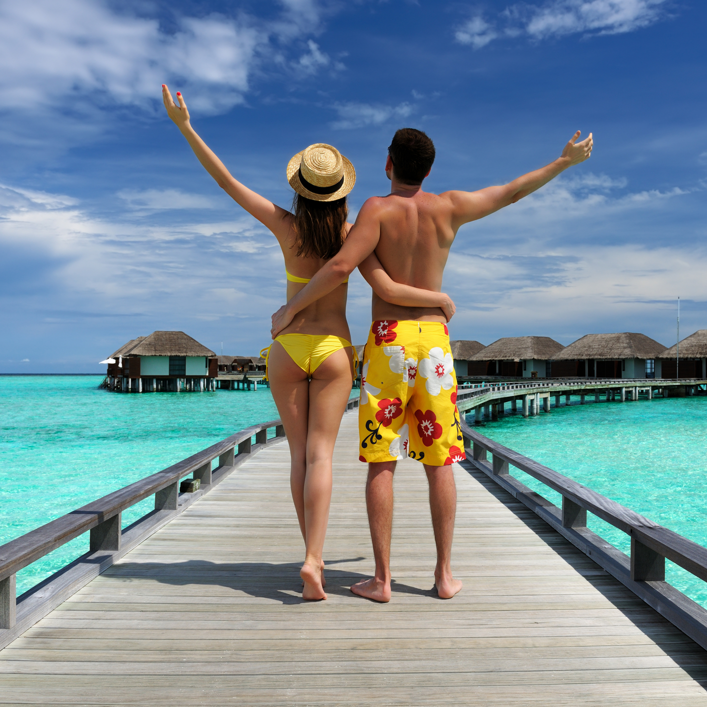 Vacaciones para parejas swinger