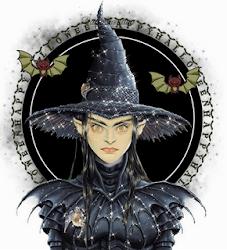 bruxa vampira
