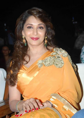 madhuri dixit in aksar album launch latest photos