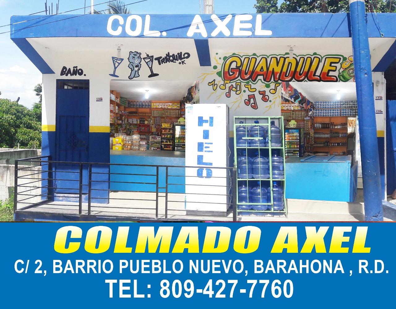 COLMADO AXEL
