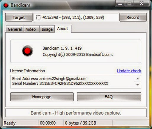 download bandicam full free crack