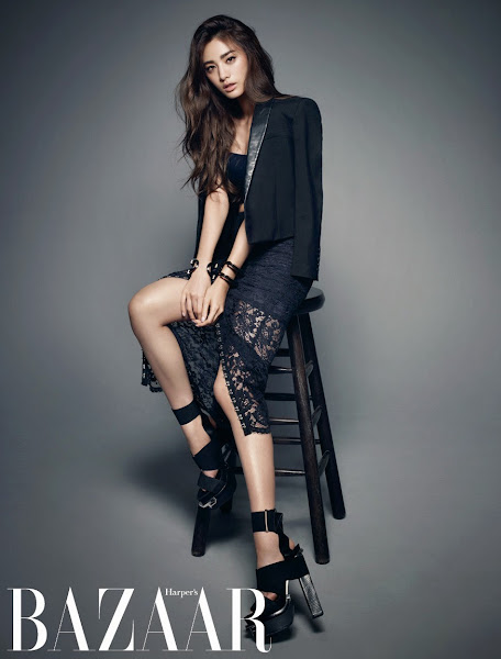 Nana After School Harper's Bazaar July 2014