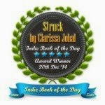 Indie Book of the Day Award - STRUCK