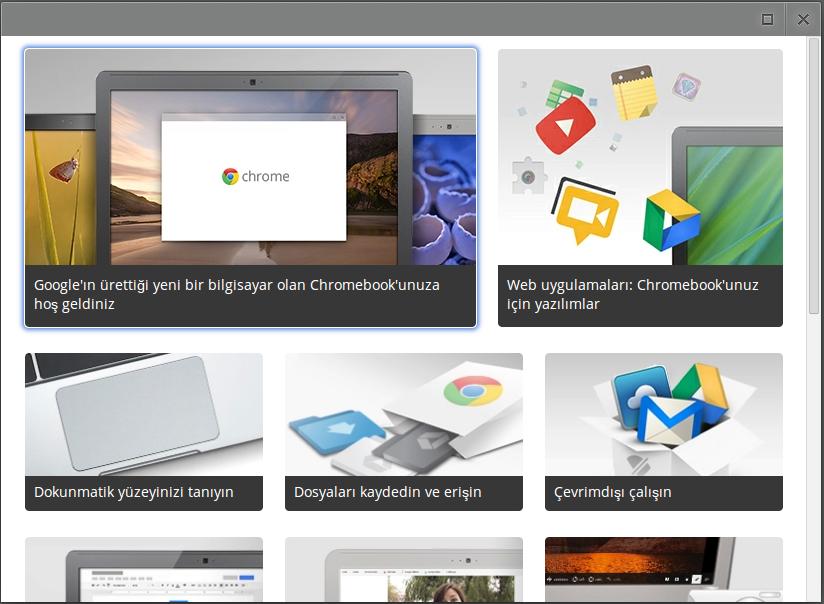 Chrome OS İnceleme | Chrome OS İndir | Chrome OS Download