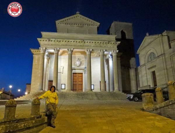 San Marino - Basílica del Santo