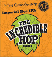 Fort Collins Brewery Imperial Rye IPA