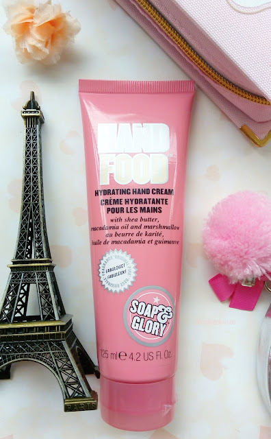 Soap & Glory Hand Food Hydrating Hand Cream Review